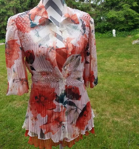 Cache Tops - Cache travel blouse